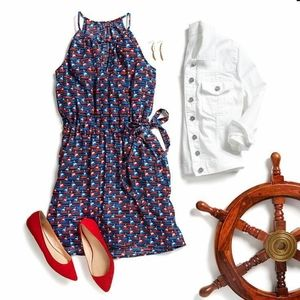Pixley Sailboat Dress